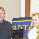 Pearce and Schreiber named Rotary 'Athletes of the Month'