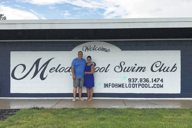<strong>Brent and Barb Fisher are the new owners of Melody Pool Swim Club, which the couple purchased in October 2016.</strong>