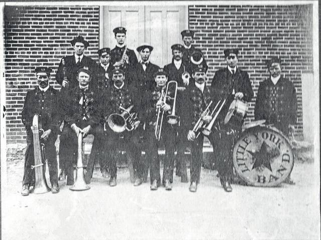 <strong>This photo of the Little York Band, as well as other historic photos, can be viewed at the Randolph Township Historical Society's History Center, 114 Valleyview Dr., Englewood.</strong>