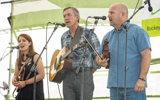 <strong>Mad River Railroad will perform at the Pickin' in the Park on August 4 under the RiverScape Pavilion.</strong>