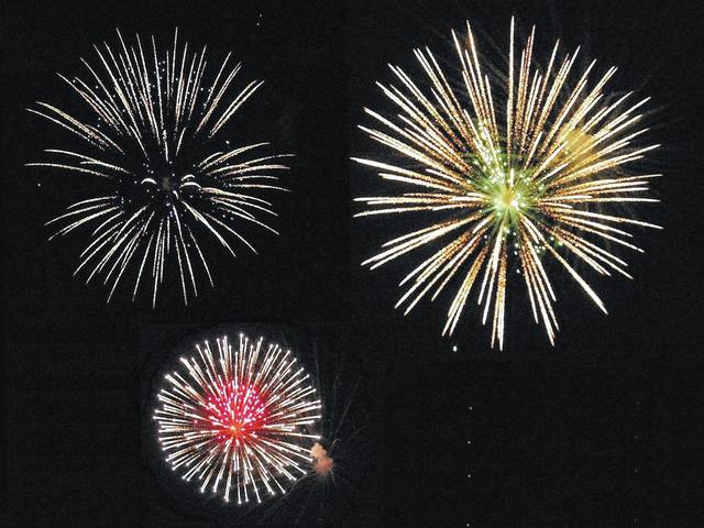 <strong>The City of Clayton's annual Labor Day fireworks display is set for 9 p.m. on Sunday, Sept. 3 at Meadowbrook at Clayton.</strong>