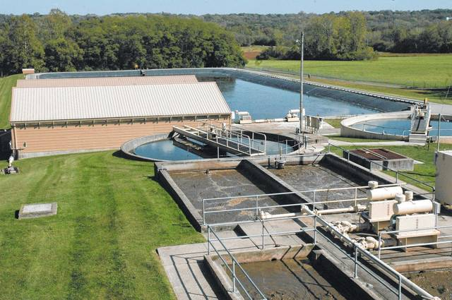 <strong>A $3.25 million upgrade to the City of Union's wastewater treatment plant off of Randolph Street will help the city meet impending Ohio EPA guidelines as well as having no pollutants entering the Stillwater River.</strong>