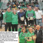 Spiller honored for achievements