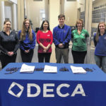 DECA helps 7th graders learn banking