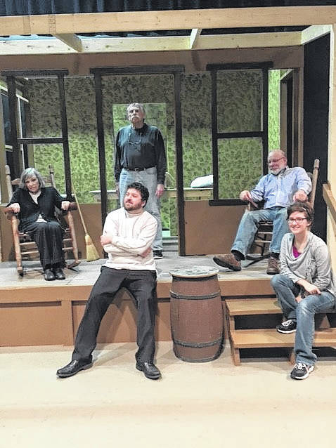 <strong>The Tony nominated hit of the 1982-83 Broadway season &#8216;Foxfire&#8217; comes to the Brookville Community Theatre for the first presentation of the 2018 season.</strong>