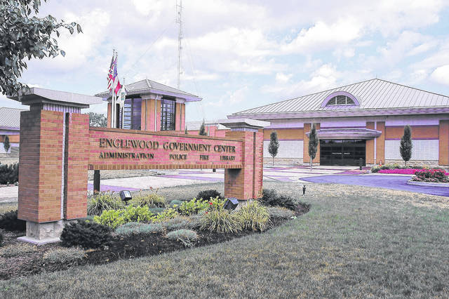 <strong>The Englewood Government Center is located at 333 W. National Rd.</strong>