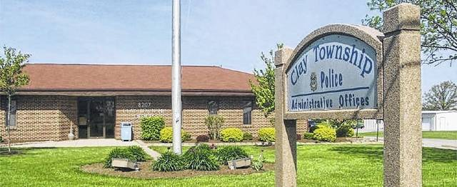 The Clay Township offices are located at 8207 Arlington Rd., Brookville.