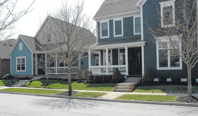 <strong>A zoning modification for homes being built in the Village of North Clayton would reduce the required porch elevation and the number of steps leading to the porch to make homes more marketable to older citizens interested in living in the village.</strong>