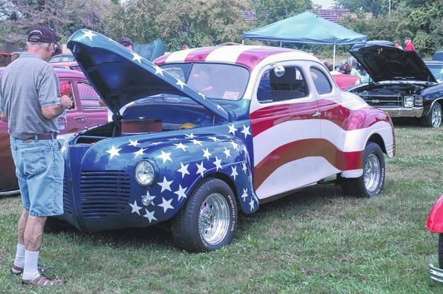 <strong>Hundreds of classic cars and assorted motorcycles will be on display Sunday, July 15 during the Stillwater Center's annual Car and Motorcycle Show.</strong>