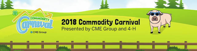 <strong>Developed by the Ohio State University Extension, Commodity Carnival will travel to the following states during the 2018 fair season: Michigan, Ohio, Nebraska, Illinois, Iowa, South Dakota, Texas, and Wisconsin.</strong>