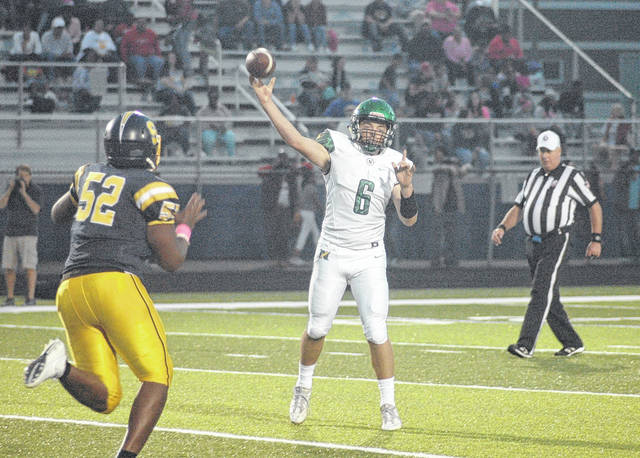 <strong>Senior quarterback returns to anchor the Northmont offense. He threw for 2,068 yards and 23 touchdowns last season.</strong>