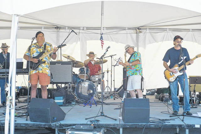 <strong>Saturday&#8217;s 5 p.m. evening concert will feature the five member band &#8216;Rock It 88&#8217; playing the best of the 60s with some cool tunes from the 70s mixed in.</strong>