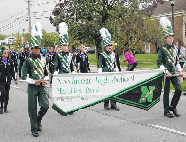 <strong>Help the Northmont High School band with its competition with the Centerville Band during the Drive to Victory donation effort.</strong>