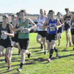 Northmont XC teams compete at Cedarville
