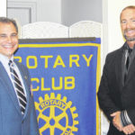 Broering addresses Northmont Rotary