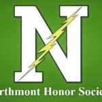 Northmont Honor Society inductees