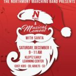 'A Musical Moment with Santa' offered