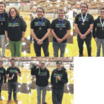 Science Olympiad team competes in Michigan