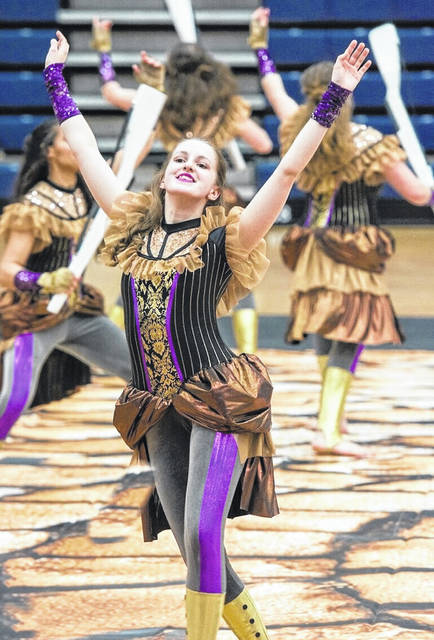 <strong>The Northmont Band program is excited to host its third annual Winter Guard, Percussion, and Winds competition on Sunday, February 3 at the Northmont High School Thunderdome.</strong>