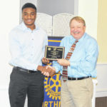 Cooper, Nwanoro named Athletes of Month