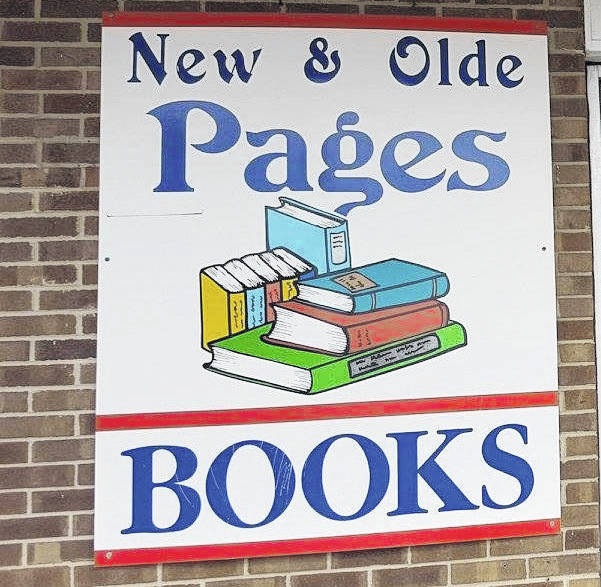 <strong>New & Olde Pages Book Shoppe is located at 856 Union Boulevard in Englewood.</strong>