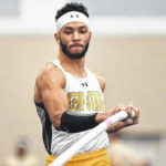 Champen sets Kent State indoor record