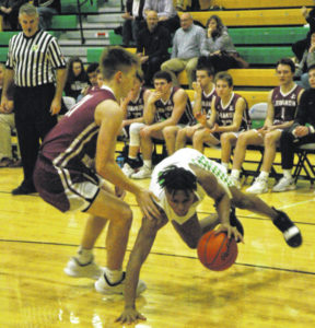 Bolts let big lead erode in loss to Lebanon