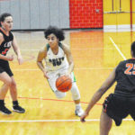 Lady Bolts fall to Beavercreek in sectional