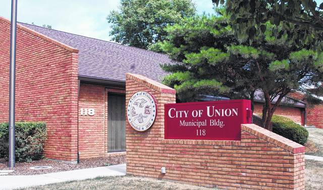 <strong>The City of Union Municipal Building is located at 118 N. Main St. Reach the City of Union at (937) 836-8624.</strong>