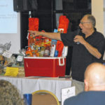 NEF annual auction nets $33,700