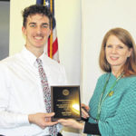 Koester named Student of the Month