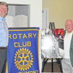 Rotary learns about Veterans Heritage Center