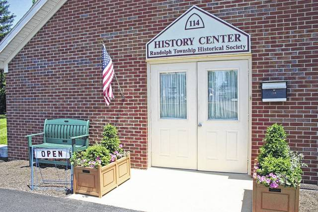 <strong>The Randolph Township History Center is located at 114 Valleyview Dr., Englewood.</strong>