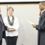 Auditor Keith sworn-in for sixth term