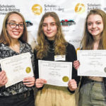 Graphic Commercial Art students honored