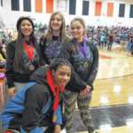 Science Olympiad B heads for regional