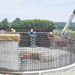 Treatment plant upgrade nearing completion