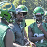 Northmont hosts Seven-on-Seven Camp