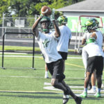 Northmont holds its annual football camp