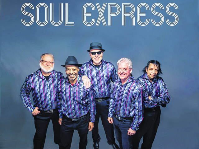 <strong>Soul Express will be bringing its infectious blend of Motown music and other soul hits to the Brookville Community Picnic on Friday, July 26.</strong> (Contributed photo)