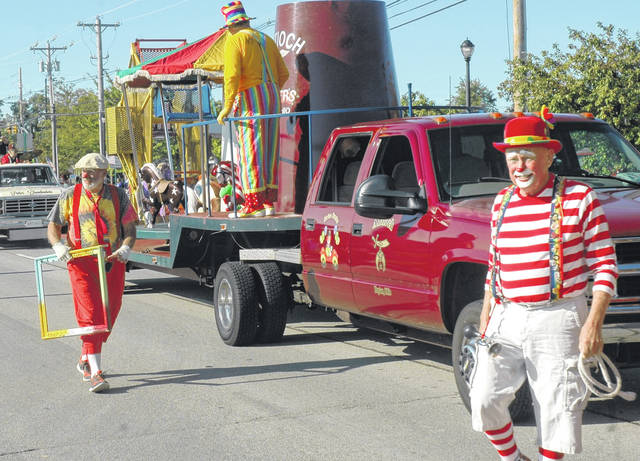 <strong>The popular Festival Parade kicks off the annual Art Festival at 9 a.m. on Saturday, Aug. 10.</strong>