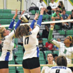 Volleyball team avenges loss to Springboro