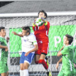 Thunderbolts soccer team suffers first loss