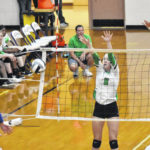 Northmont volleyball team falls in sectional