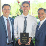 Hanssen is the Rotary 'Student of the Month'