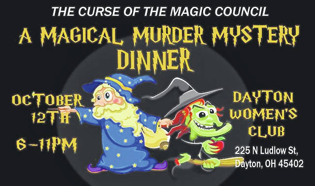 "<strong>To Raise Awareness and prevent Sudden Cardiac Arrest in Youth, KAP for the Heartwill host a Murder Mystery Evening to highlight Sudden Cardiac Arrest Awareness Month. ""The Curse of the Magic Council"" A Magical Murder Mystery Dinner will take place on Saturday, Oct. 12 from 6 until 11 p.m. at the Dayton Women's Club, 225 N. Ludlow St., Dayton.</strong>"