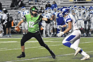 Thunderbolts rout Miamisburg 41-7