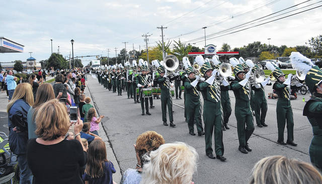 <strong>The Northmont Homecoming Parade will be held on Thursday, Oct. 3 at 6 p.m. on Union Boulevard.</strong>