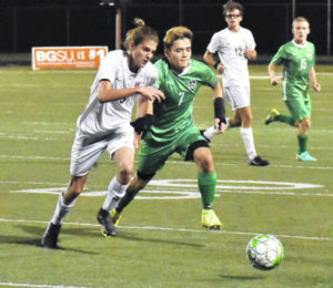 Bolts defeat Lebanon in boys soccer sectional