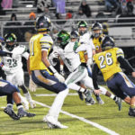 Bolts take early lead but fall to Whitmer
